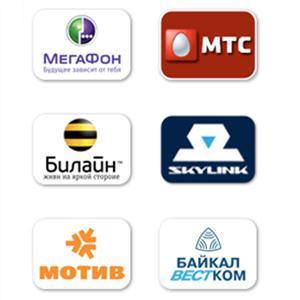 Операторы сотовой связи Агана
