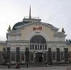 Железнодорожные вокзалы в Агане