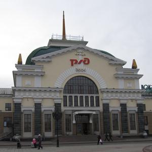 Железнодорожные вокзалы Агана